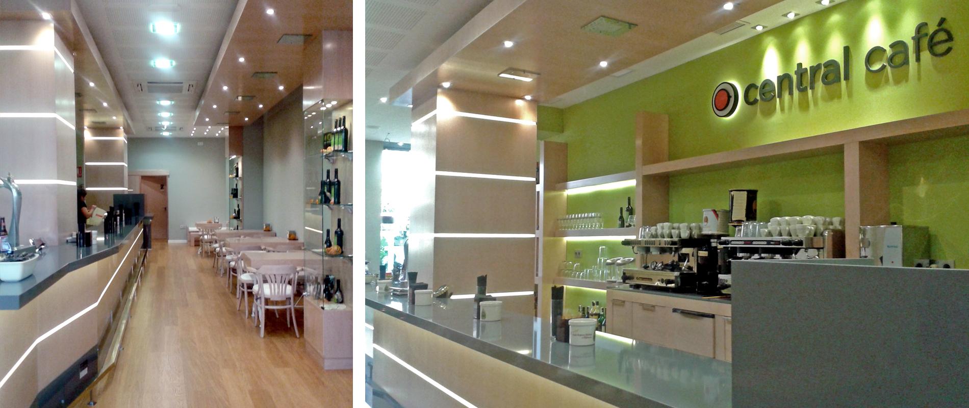 ROOM CENTRAL CAFE